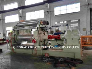 China Top Quality Rubber Mixing Mill/Two Roll Mill/Open Rubber Mill (CE/ISO9001) pictures & photos