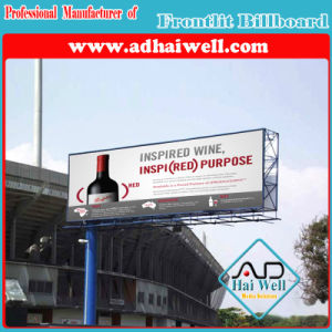 Roadside Board 9X3 Cantilever Advertising Billboard pictures & photos