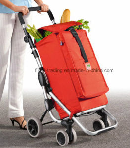 New Styles of 4 Wheels Foldable Multi-Purpose Hand Trolley pictures & photos