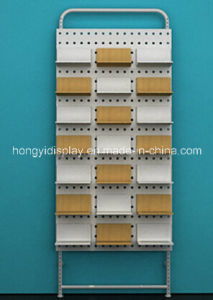 Wooden Slatwall, Wall Panel, Wall Unit, Wall Rack pictures & photos