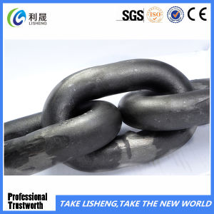 Grade 80 Alloy Steel Black Link Chain pictures & photos