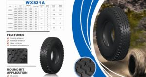Manufacturer Wholesale Truck Tyre with DOT Certification11.00r20 Wx831A / Truck Tire pictures & photos