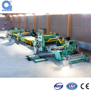 Automatic Metal Coil Cut to Length Machine Line pictures & photos