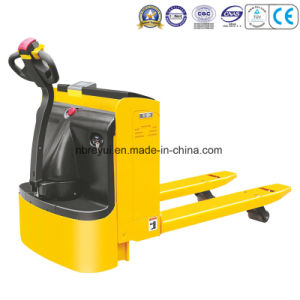 2t Electric Scales Electric Pallet Truck pictures & photos