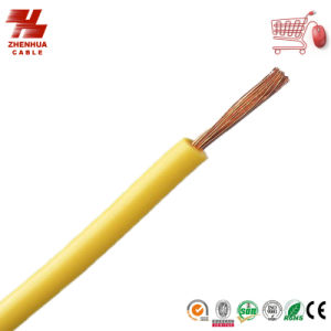 Professional OEM Factory Power Supply Copper Wire/Silver Coated Insulation Wire pictures & photos