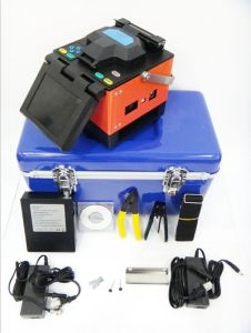 China Skycom T-108h Digital Fusion Splicer Kit pictures & photos