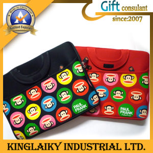 Hot Sale Printing Neoprene Laptop Bag for Gift (KMB-005) pictures & photos