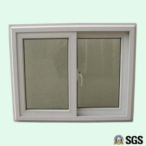 Good Quality White Colour UPVC Profile Sliding Window, UPVC Window, Window K02010 pictures & photos