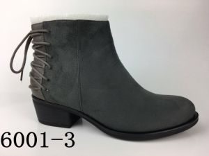 Women Sexy Shoes Ankle Strap Boots pictures & photos