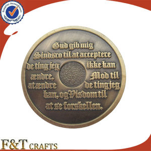 Promotional Metal Coin with Not Color pictures & photos