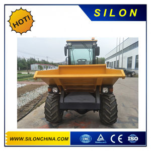 Silon Brand Mini Site Dumper with 4X4 Wheel Drive pictures & photos