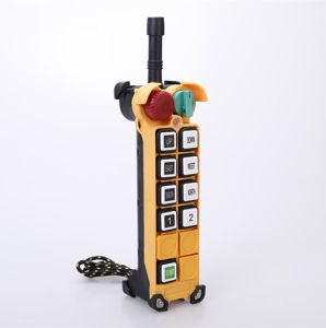 F24-6D High Quality Wireless Remote Control Eot Crane Remote Control pictures & photos