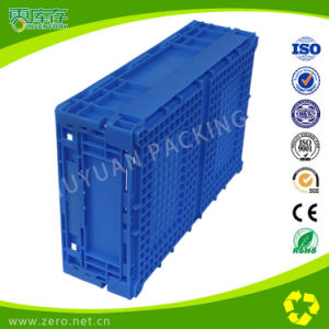 Plastic Stackable Moving Crate for Sale pictures & photos