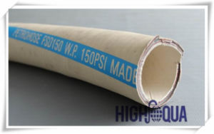Chinese FDA Standard Flexible Wire Braid Food Grade Rubber Hose pictures & photos