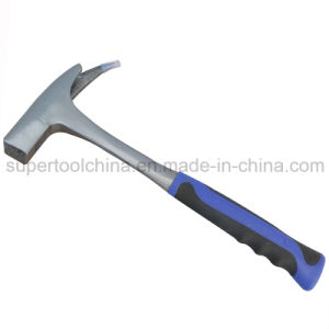 Drop Forged One Piece Steel Roofing Hammer (544716) pictures & photos