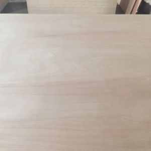 Okoume Bb/Bb Grade Poplar Core Plywood pictures & photos