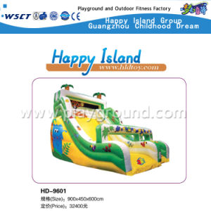 Kids Inflatable Bounce Jumping Slide Inflatable Game (HD-9601) pictures & photos