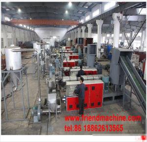 PE PP Double Ranks Plastic Recycling Pelletizer Machine pictures & photos
