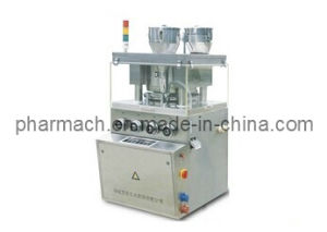 Zpsh37A Two Colors and Ring Shaped Rotary Tablet Press pictures & photos