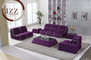 2015 Furniture Sofa Fabric Sectional Sofa (L. Af080) pictures & photos