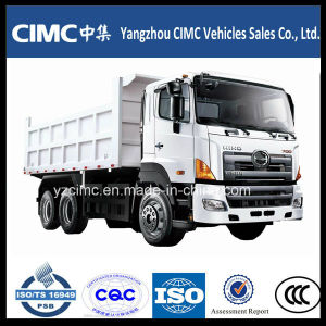 Hino 6X4 Euro 4 Minning Dump Truck pictures & photos