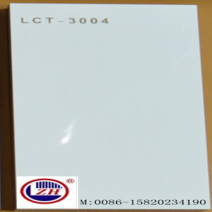 Light White Lct Glossy MDF Board (LCT-3004) pictures & photos