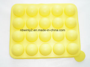 Silicone Cake Pops Mold pictures & photos