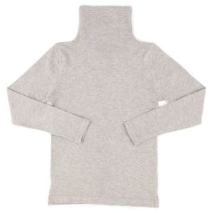 Lady′s Basic Turtleneck Pullover Sweater (KX-W41)