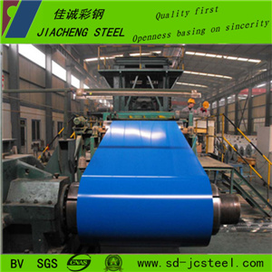 China Cheap Prepainted Steel Sheet for Steel House