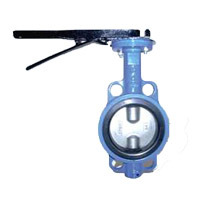 High Quality Wafer Butterfly Valve China Supplier pictures & photos