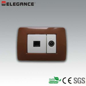 High Qyality Wall Switch and Socket pictures & photos