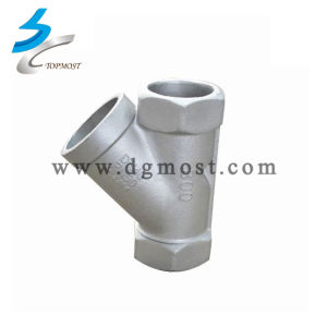 Precision Valve Hardware Stainless Steel Pipe Joint in Pipe Fittings pictures & photos