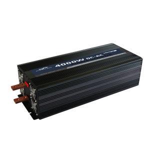 4000W Pure Sine Wave Power Inverter DC to AC off Grid Inverter High Quality with CE FCC RoHS Certificate 12V 24V 110V 220V