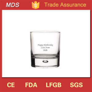 Hot Sale Personalized Bubble Custom Etched Whisky Glasses pictures & photos