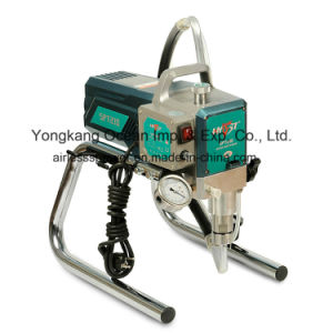 Pistom Pump Airless Paint Sprayer Electric Spt210 pictures & photos
