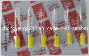 Single Package Hand Use Dental Dentsply Protaper Dental Files pictures & photos