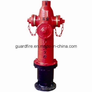 Anti Theft Type Outdoor Fire Hydrant