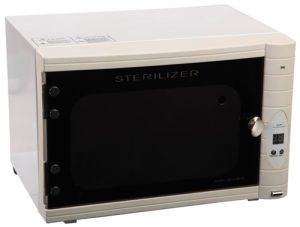 Little Plastic Sterilizer Infrared (MY-202) pictures & photos