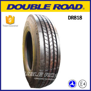 Doubleroad Cheap Price Low Profile Truck Tires 22.5 11r22.5 for Us Market pictures & photos