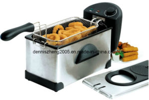 2000W 3litres Stainless Steel Deep Fryer pictures & photos