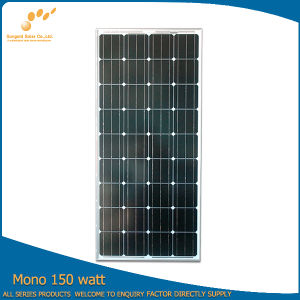 Hot Sale Cheap Price 150W Mono Solar Panel pictures & photos