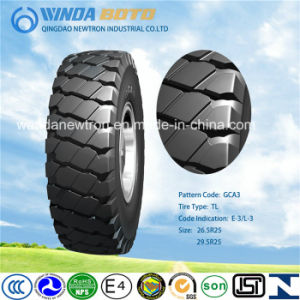 OTR Tire, off-The-Road Tire, Radial Tire, Gca3 26.5r25 29.5r25 pictures & photos