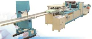 China High Quality Paper-Plastic Folding Machine pictures & photos