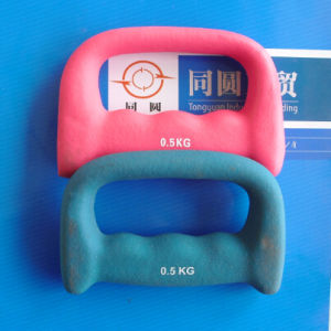 Letter Shape Vinyl / Neoprene Dumbbell pictures & photos