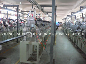 PS Foam Extrusion Line/PS Moulding Extruder pictures & photos