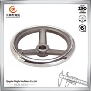 OEM A360 Aluminium Casting Part Sand Casting with Polishing pictures & photos