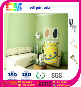 Environmental-Friendly Green Color Wall Paint
