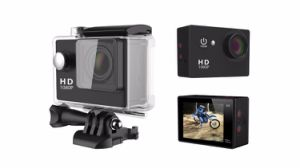 Cheapest 1080P 30m Waterproof Helmet Action Camera pictures & photos