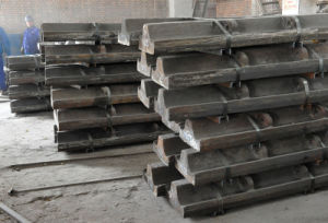 High Manganese Wearing Mill Liners for Ball Mill and AG/Sag Mill Used at Copper Mine pictures & photos