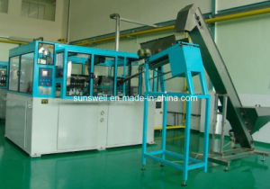 4 Cavity Fully Automatic Linear Blow Molding Machine (BM-40) pictures & photos
